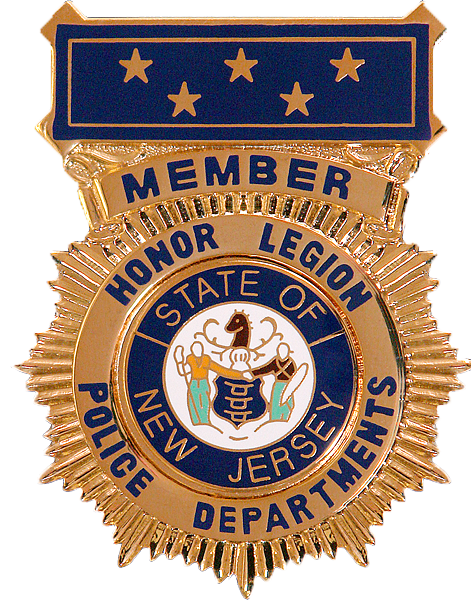 The New Jersey Police Honor Legion